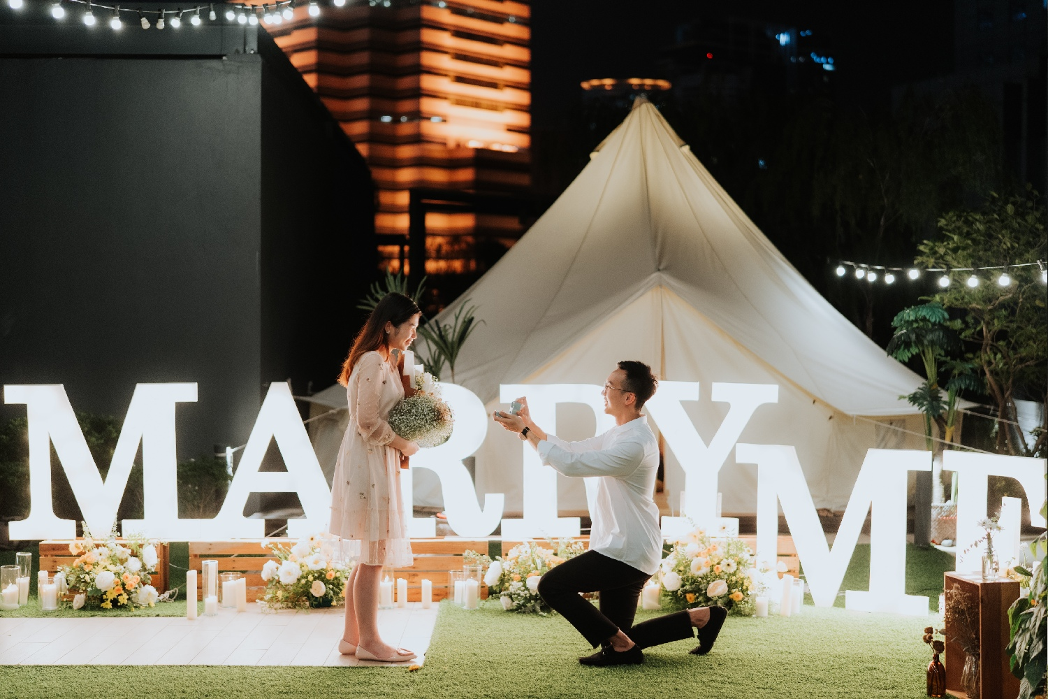 7 Tips to Planning The Perfect Wedding Proposal